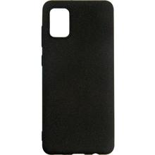 Чехол DENGOS Carbon для Samsung Galaxy A31 Black (DG-TPU-CRBN-62)