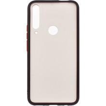 Чехол COLORWAY Smart Matte для Huawei Y6p 2020 Black (CW-CSMHY6P20-BK)