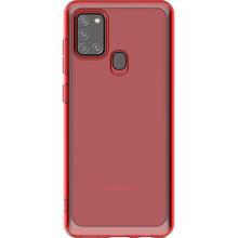 Чехол SAMSUNG KD LAB A Cover для Samsung Galaxy A21s Red (GP-FPA217KDARW)