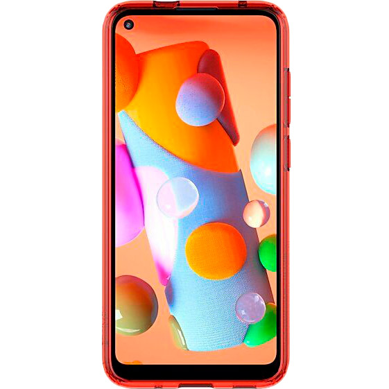 Чехол SAMSUNG KD LAB A Cover для Samsung Galaxy A21s Red (GP-FPA217KDARW) Совместимость по модели Samsung Galaxy A21s 2020 (A217F)