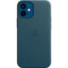 Чехол APPLE iPhone 12 mini Leather MagSafe Baltic Blue (MHK83ZE/A)
