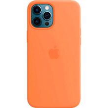 Чехол APPLE iPhone 12 Pro Max Silicone MagSafe Kumquat (MHL83ZE/A)