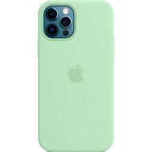 Чехол APPLE iPhone 12 Pro Max Silicone Case MagSafe-Pistachio (MK053ZM/A)
