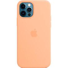 Чехол APPLE iPhone 12 Pro Max Silicone Case MagSafe-Cantaloupe (MK073ZM/A)