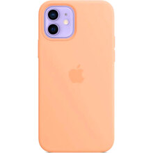 Чехол APPLE iPhone 12/12 Pro Silicone Case MagSafe-Cantaloupe (MK023ZM/A)