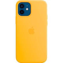Чехол Apple MagSafe Silicone Case для Apple iPhone 12/12 Pro Sunflower (MKTQ3ZE/A)
