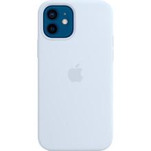 Чехол Apple MagSafe Silicone Case для Apple iPhone 12/12 Pro Cloud Blue (MKTT3ZE/A)