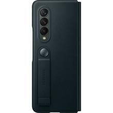 Чехол SAMSUNG Leather Cover для Samsung Z Fold 3 Green (EF-VF926LGEGRU)
