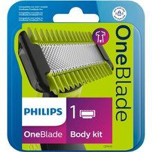 Лезвия с насадками для тела Philips OneBlade QP610/50