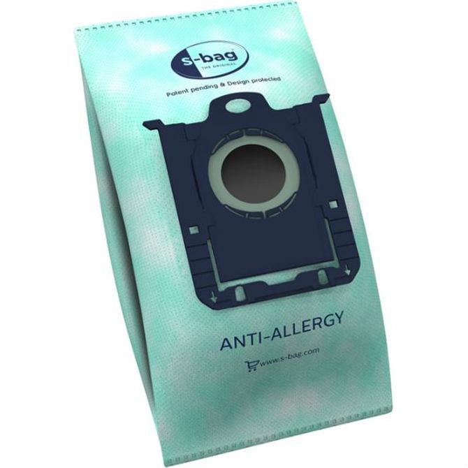 Мешки ELECTROLUX E 206S S-bag Hygiene Anti-Allergy 4 шт х 3.5 л (900168460)