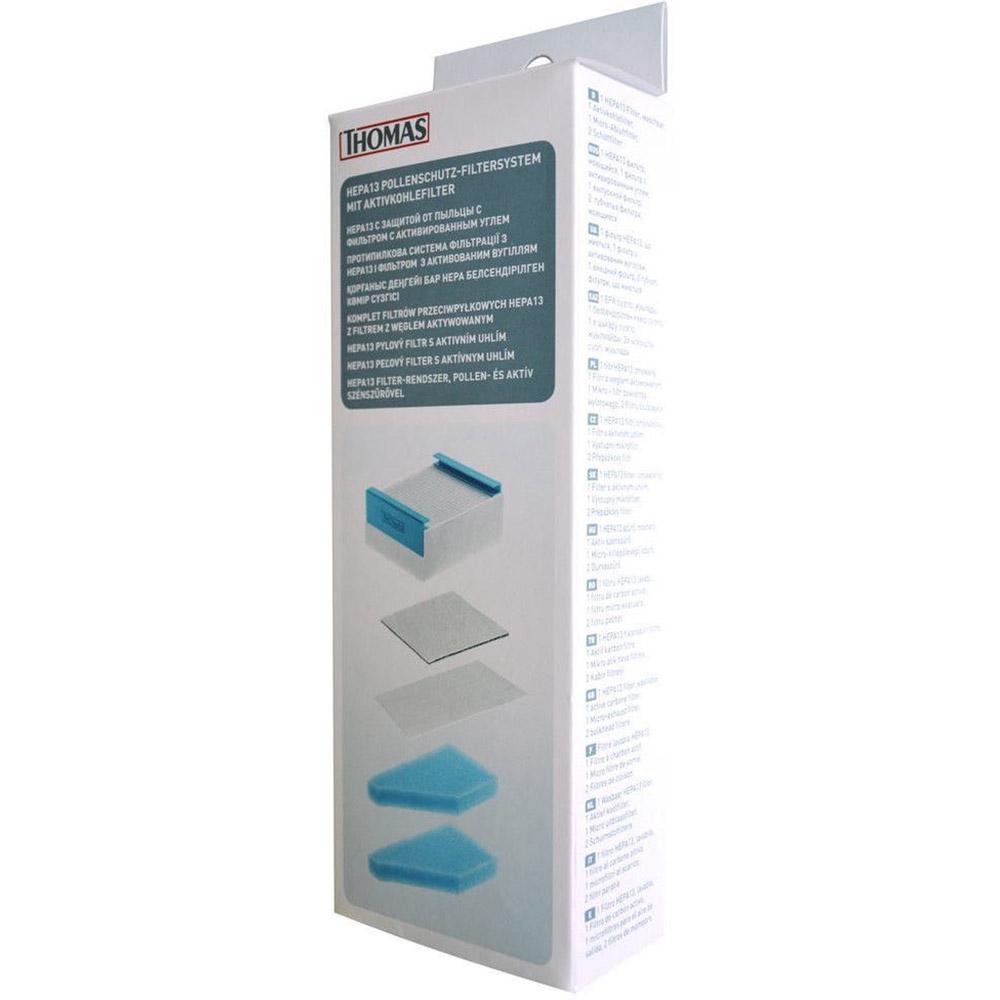 Набор фильтров THOMAS FILTERSET (787-276) Совместимость по бренду Thomas