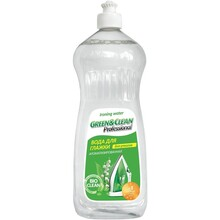 Вода ароматизированная GREEN&CLEAN GC00140