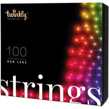 Гирлянда TWINKLY Smart LED Strings RGB 100 (TWS100STP-BEU)
