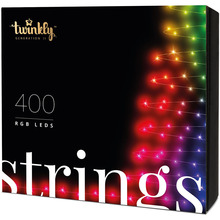 Гирлянда TWINKLY Smart LED Strings RGB 400 (TWS400STP-BEU)
