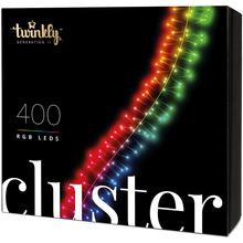 Гирлянда TWINKLY Smart LED Cluster RGB 400 (TWC400STP-BEU)