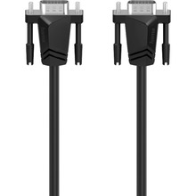 Кабель HAMA VGA - VGA Full HD 1080p 1.5 м Black (00200707)