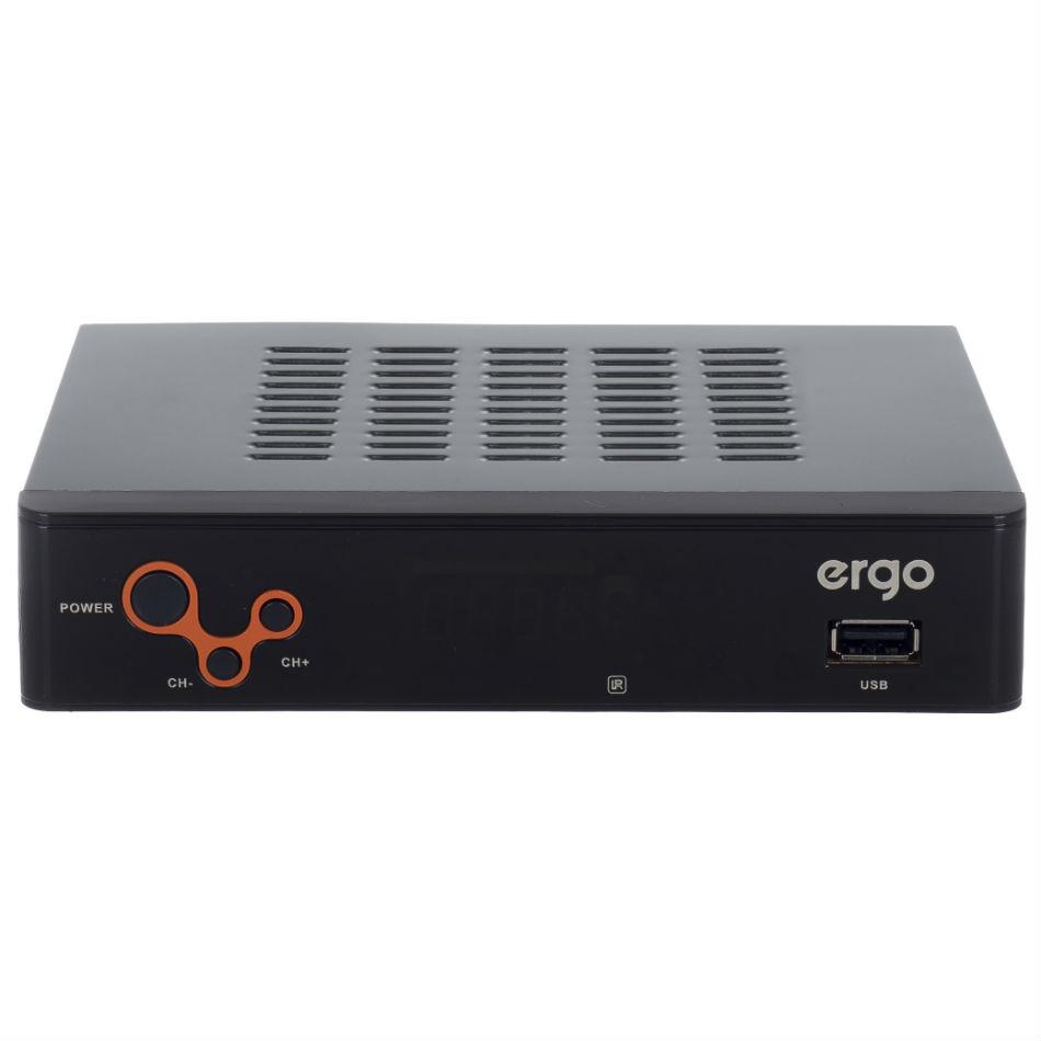 Цифровой тюнер ERGO DVB-T2 1638