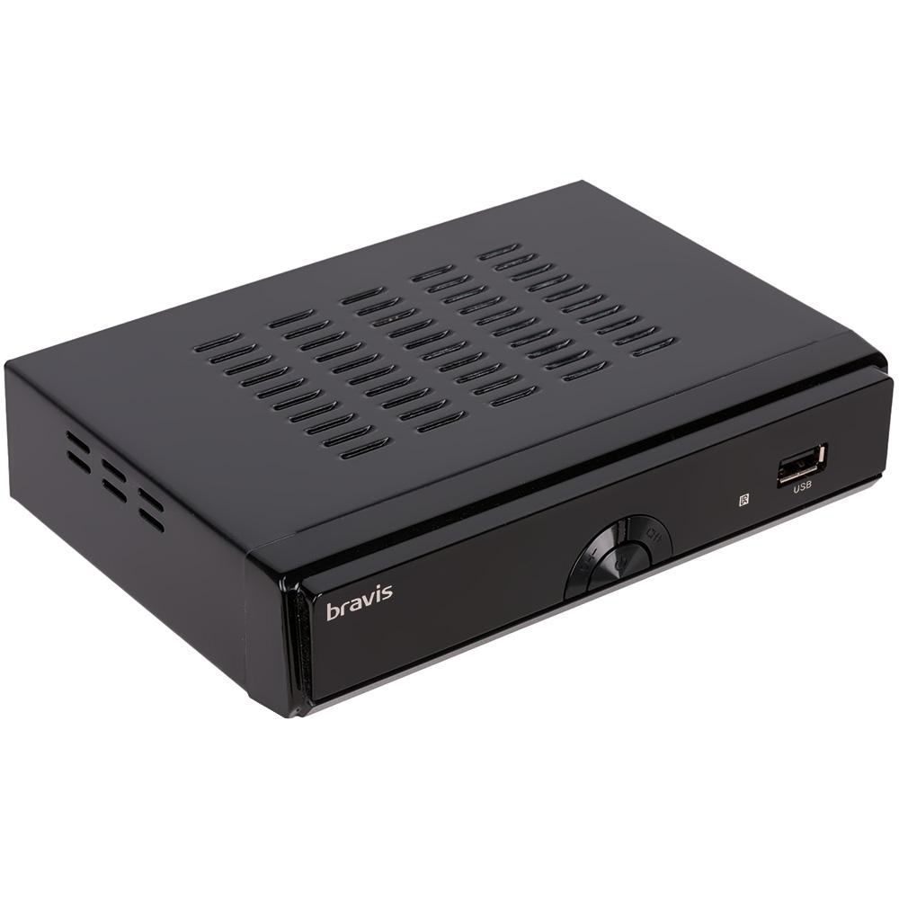 Цифровой тюнер BRAVIS T21658
