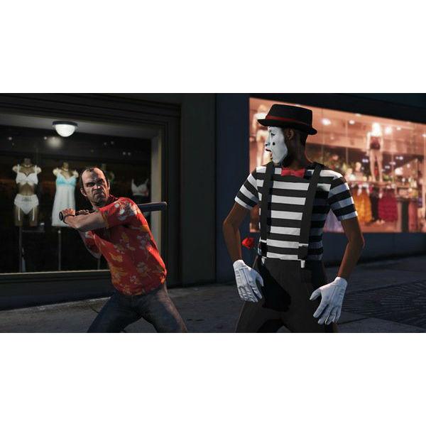 Игра Grand Theft Auto V Premium Online Edition для PS4 (5026555426886) Популярные серии Grand Theft Auto (GTA)