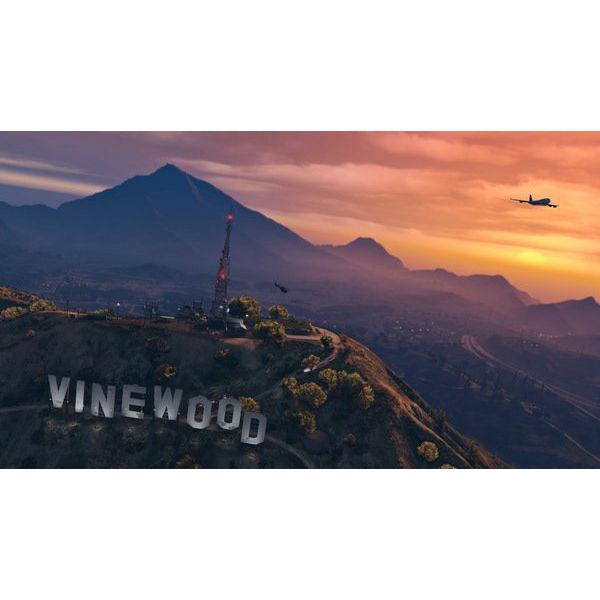 Игра Grand Theft Auto V Premium Online Edition для PS4 (5026555426886) Жанр боевики (Action)