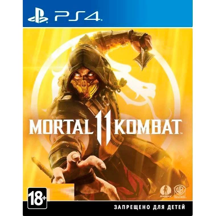 Игра Mortal Kombat 11 для PS4 (2221566)