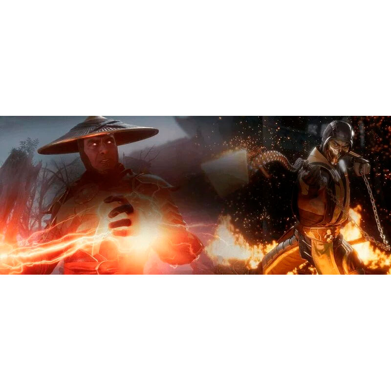 Игра Mortal Kombat 11 для PS4 (2221566) Жанр файтинг (fighting)