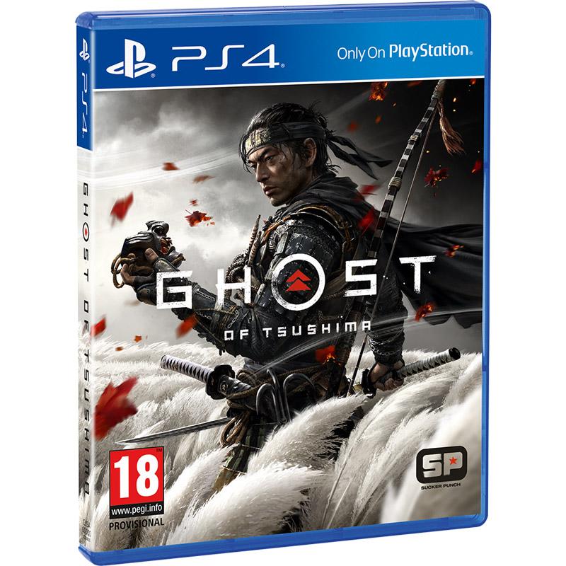 Игра Ghost of Tsushima для PS4