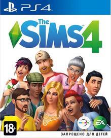 Игра The Sims 4 для PS4 (1051218)