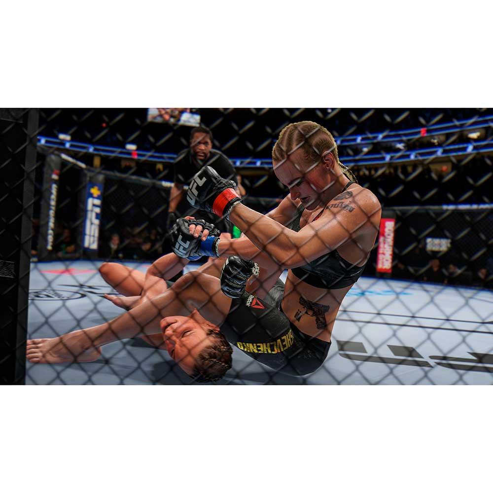 Игра UFC 4 для PS4 (1055619) Платформа PlayStation 4