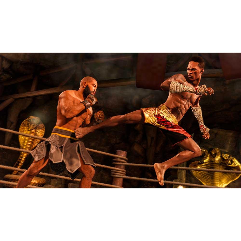 Игра UFC 4 для PS4 (1055619) Популярные серии UFC