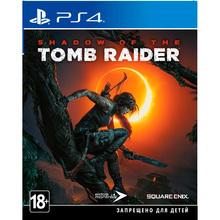 Игра Shadow of the Tomb Raider St. Edition для PS4 (SSHTR4RU01)