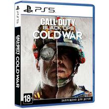 Гра Call of Duty: Black Ops Cold War для PS5 (88505UR)