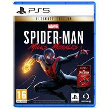 Игра Marvel's Spider-Man Miles Morales. Ultimate Edition для PS5 (9804093)