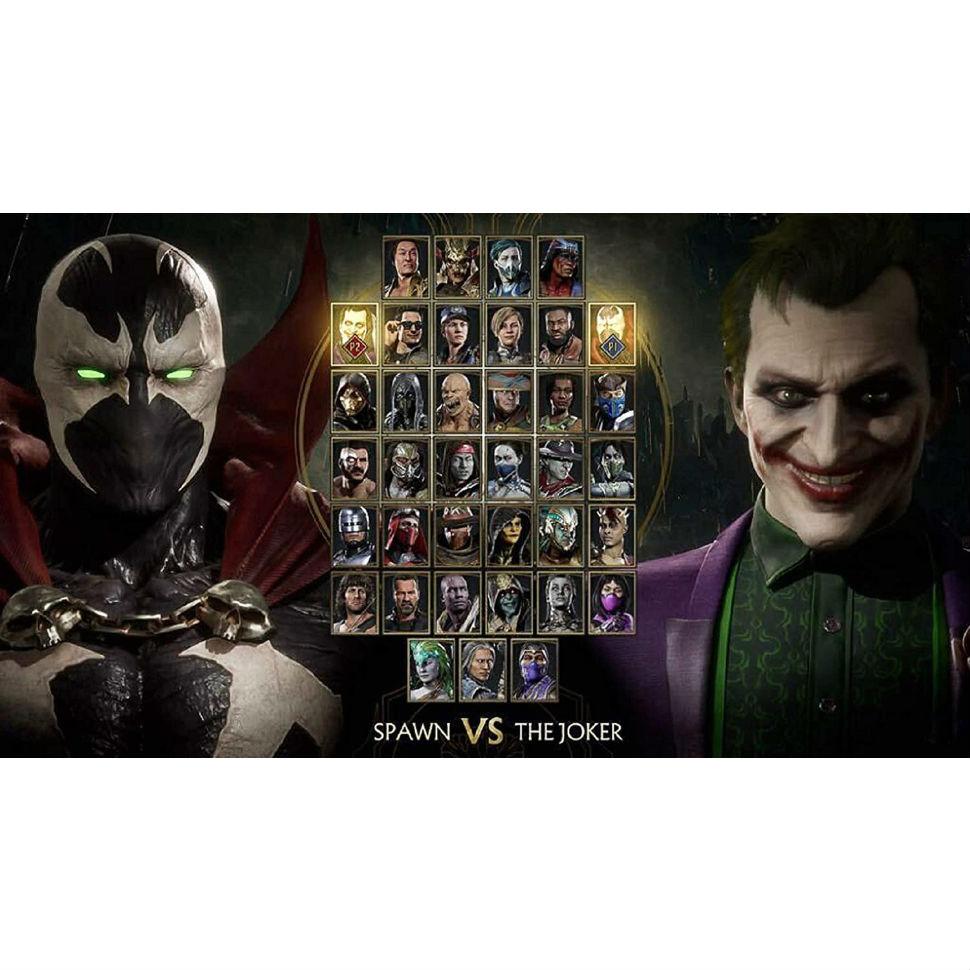 Игра Mortal Kombat 11 Ultimate Edition для PS5 (PSV5) Платформа PlayStation 5