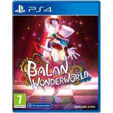 Игра Balan Wonderworld для PS4 (Бесплатное обновление до версии PS5) (SBAWW4RU01)