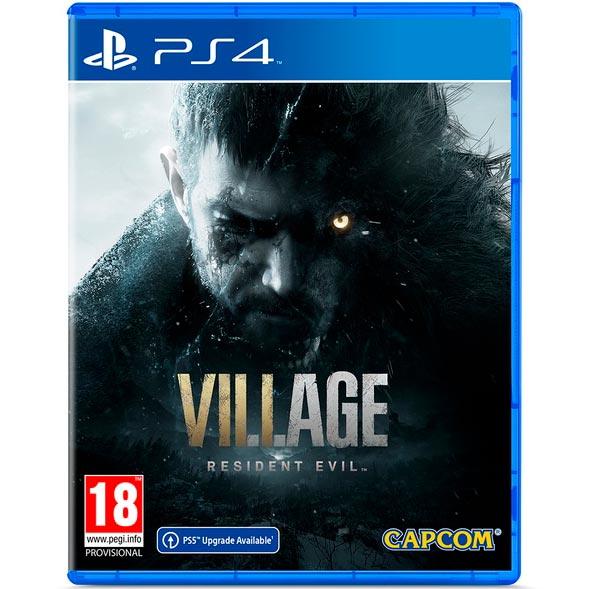 Игры Resident Evil Village для PS4
