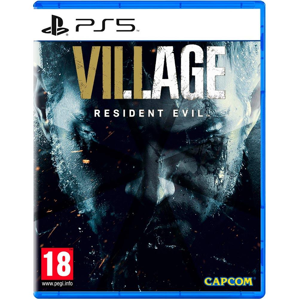 Игра Resident Evil Village для PS5 (PRE-0002)