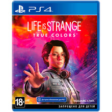 Игра Life is Strange True Colors для PS4 (SLSTC4RU01)