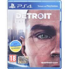 Игра Detroit.Стать Человеком для PS4