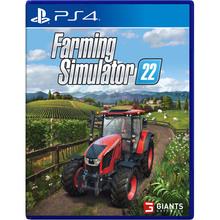 Игра Farming Simulator 22 для PS4