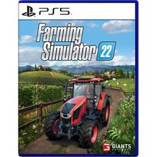 Игра Farming Simulator 22 для PS5