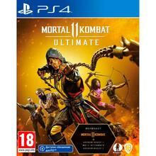 Игра Mortal Kombat 11 Ultimate Edition для PS4 (PSIV727)