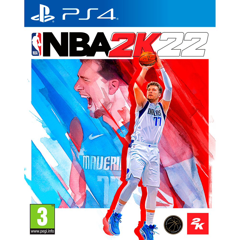 Игра NBA 2K22 для PS4