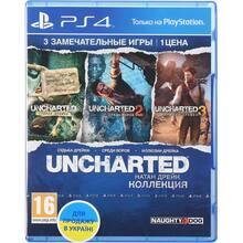 Игра Uncharted: Натан Дрейк для PS4