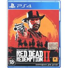 Игра PS4 Red Dead Redemption 2 (5423175)