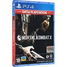 Игра Mortal Kombat X для PS4 (2217088)