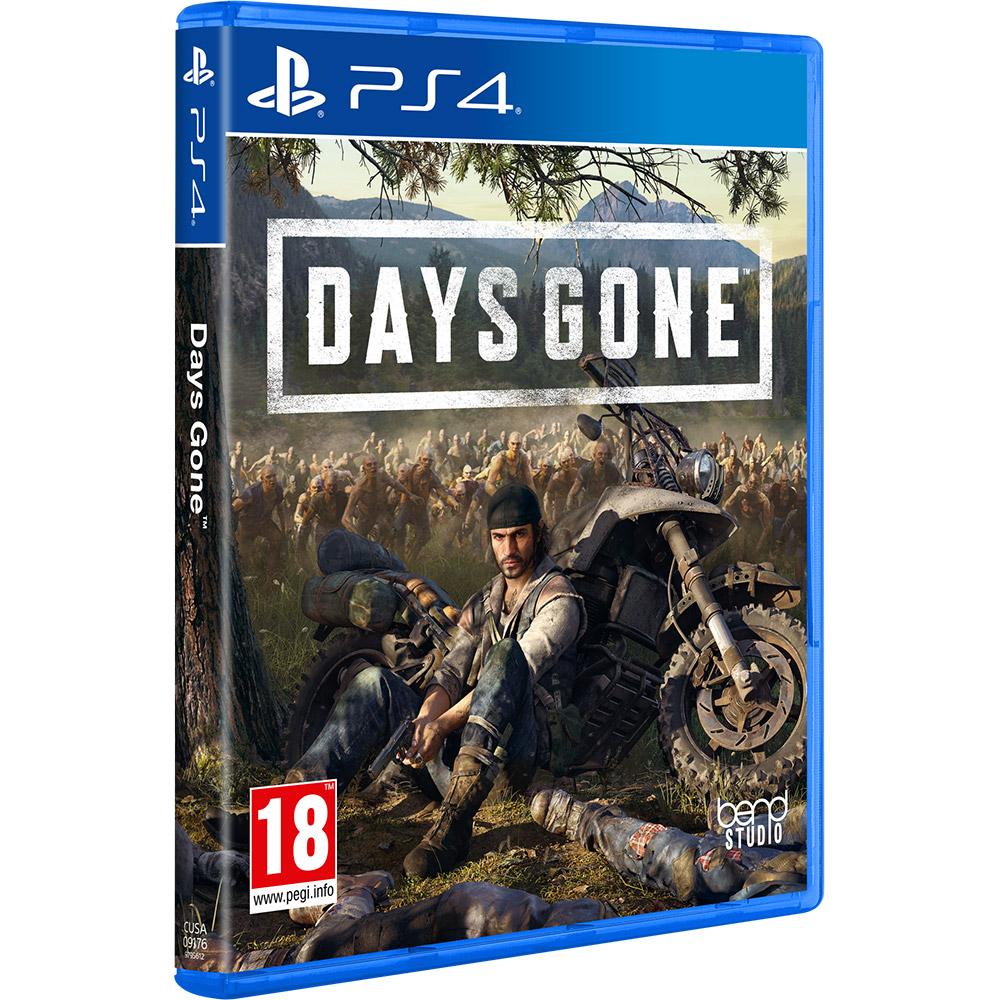 Игра Days Gone для PS4 Русская версия Платформа PlayStation 4