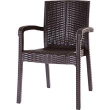 Кресло VIOLET HOUSE 0840 Роттанг Coffee Trend Lux
