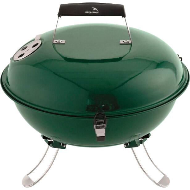 Гриль-барбекю угольный EASY CAMP Adventure Grill Green (680195)