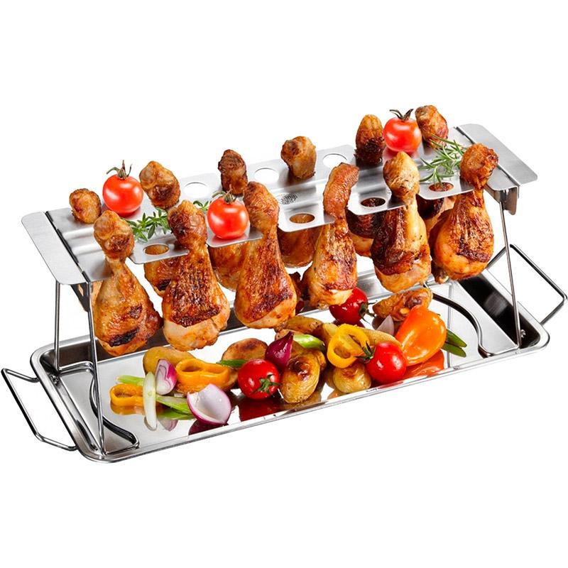 Подставка для приготовления куриных ножек GEFU BBQ (89259)